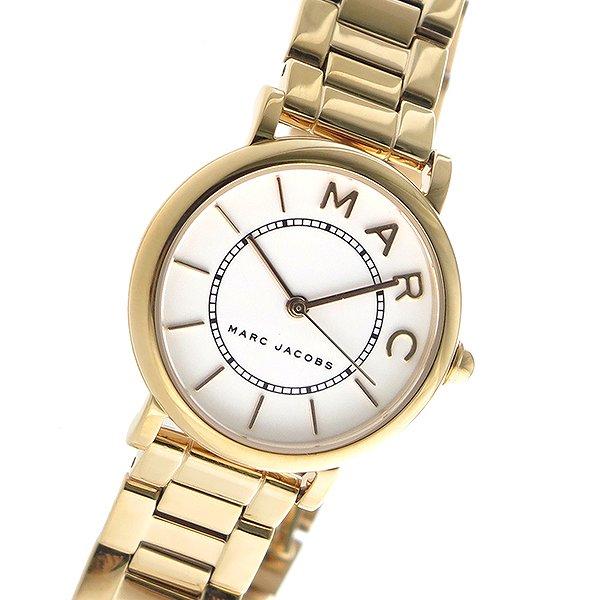 【送料無料】 マークジェイコブス 腕時計 レディース MARC JACOBS MJ3527 ホワイト ゴールド 白 金 人気 ブランド マークジェイコブス時計 かわいい 可愛い マークジェイコブス腕時計 激安 レディス ウォッチ 女性 誕生日 ギフト プレゼント