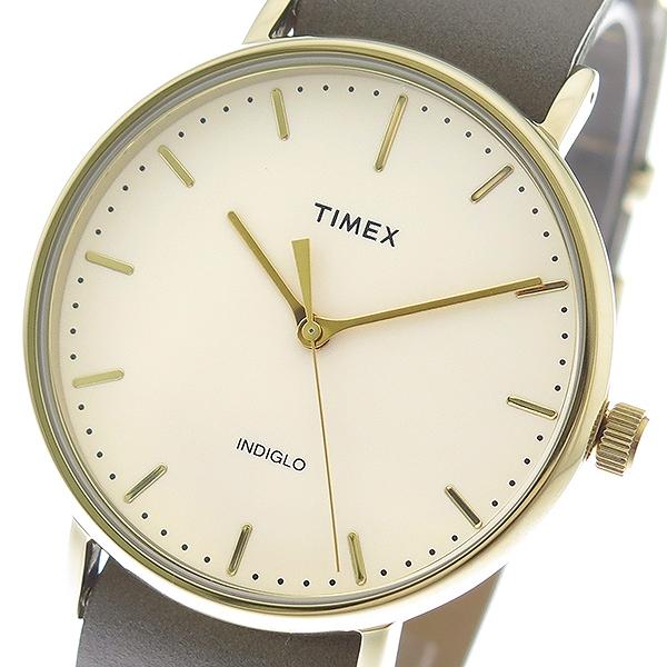 タイメックス 腕時計 メンズ TIMEX TW2P98000 クォーツ オフホワイト カーキ 時計 人気 ブランド タイメックス腕時計 タイメックス時計 TIMEX腕時計 TIMEX時計 おしゃれ 男性 ギフト プレゼント