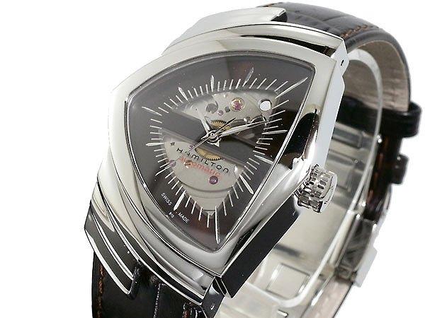 送料無料 HAMILTON ハミルトン 腕時計 メンズ Men's 時計 ベンチュラ 自動巻き H24515591 HAMILTON腕時計 HAMILTON時計 ハミルトン腕時計 ハミルトン時計 うでどけい ウォッチ 自動巻 人気 ランキング 高級 ブランド オススメ プレゼント ギフト