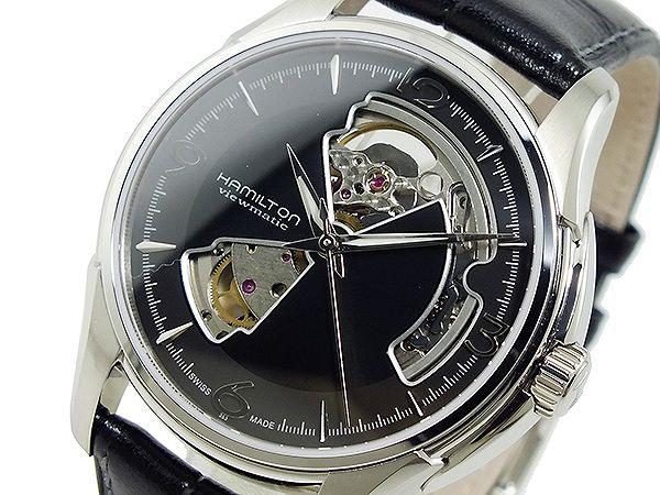 HAMILTON ハミルトン 腕時計 メンズ Men's 時計 ジャズマスター オープンハート 自動巻き H32565735 HAMILTON腕時計 HAMILTON時計 ハミルトン腕時計 ハミルトン時計 うでどけい ウォッチ 人気 ランキング 高級 ブランド 激安 セール オススメ プレゼント ギフト