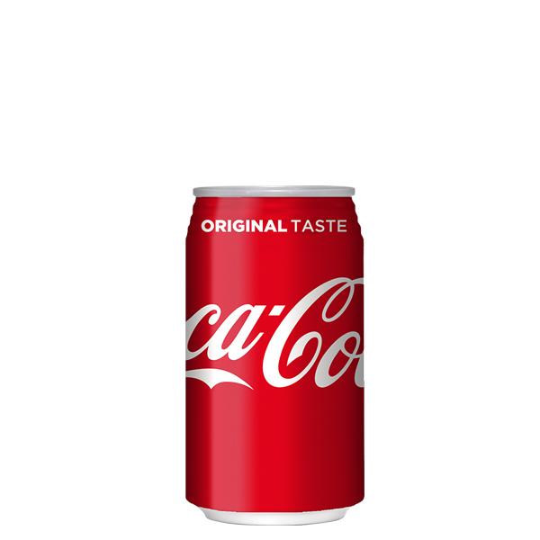 【3ケースセット】コカ・コーラ 350ml缶 24本入×3ケース