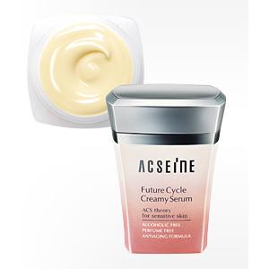 ACSEINE(アクセーヌ株式会社)フューチャーサイクルクリーミィセラム 45g~クリーム状美容液~