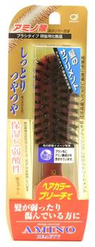 ikemoto AMINO BEAUTY氨基美損傷關懷猪毛刷子(S)AT-914