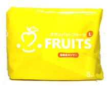 アメジスト オサンパットフルーツ【Lサイズ】 お産パッド (5枚) ウェルネス