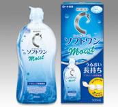 有供樂敦製藥roto C kyubusofutowammoisutosofutorenzu使用的消毒水(500ml)透鏡盒子的健康