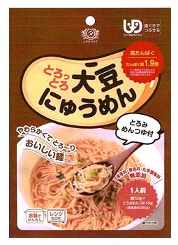 田靡製麺 とろっと大豆にゅうめん 60g 軽減税率対象商品 激安卸販売新品 にゅうめん そうめん