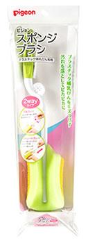 ピジョン スポンジブラシ プラスチック哺乳びん専用 人気の製品 ランキングTOP10 ウェルネス