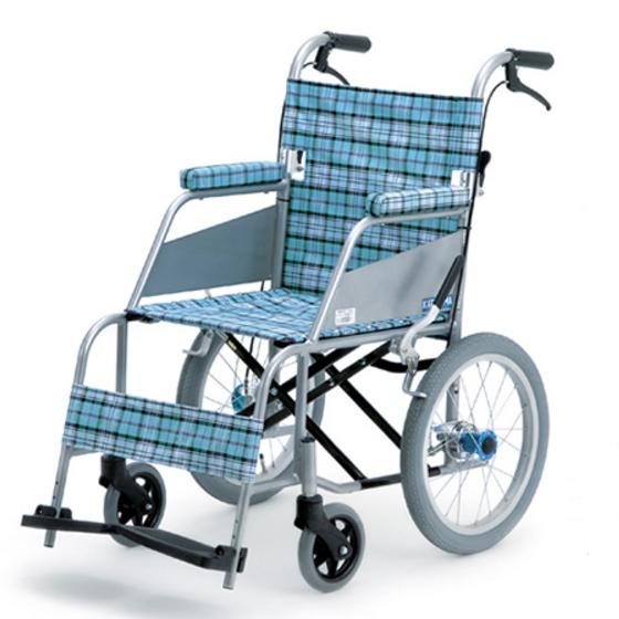 送料無料 車椅子 軽量 軽い 軽量車椅子 片山車椅子 カールⅡ 介助用 車いす 車イス くるまいす スタンダード 車 トランク 持ち運び 女性 丈夫 頑丈 人気 自宅 家 施設 プレゼント 母の日