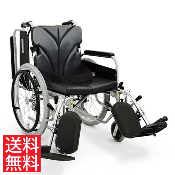 簡易調節 低床 車椅子 エアタイヤ 自走用 送料無料 カワムラサイクル KA800シリーズ KA820-40(38・42)ELB-LO モジュール 調整 調節 低い 折り畳み 20インチ シートベルト エレベーティング 肘跳ね上げ 人気 車イス 車いす