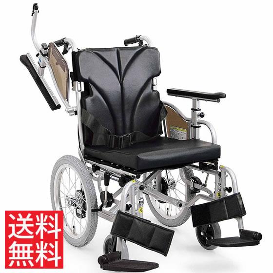 足こぎできる 低床 シート奥行調節可能 車椅子 クッション付き 高さ調節 跳ね上げ スイングアウト JISマーク 介助用 KZ16-40(38・42)-LO カワムラサイクル 送料無料 折り畳み 調整 低い 小柄 車イス 車いす