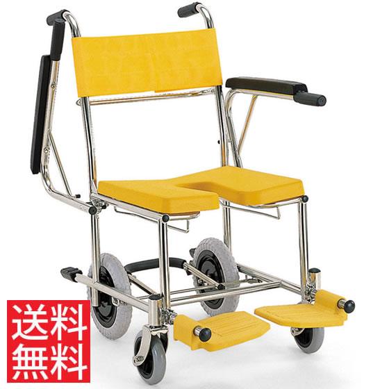 車椅子 シャワー お風呂 入浴 室内 跳ね上げ カワムラサイクル KS KS4 クリありシート 高床 車イス 車いす 車椅子 送料無料