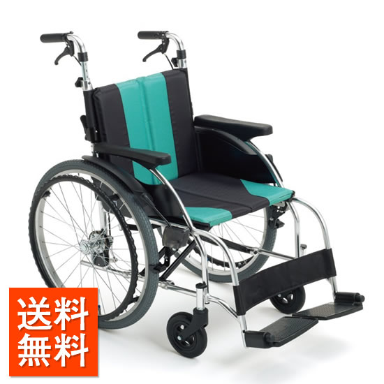 介助者の負担軽減 送料無料 車椅子 ハンドル高さ調整 モジュール MIKI ミキ URシリーズ UR-1 自走用 自走介助兼用 車いす 車イス くるまいす 折り畳み 折りたたみ 腰が痛い 腰痛 シンプル スタンダード 人気 おしゃれ 受注生産