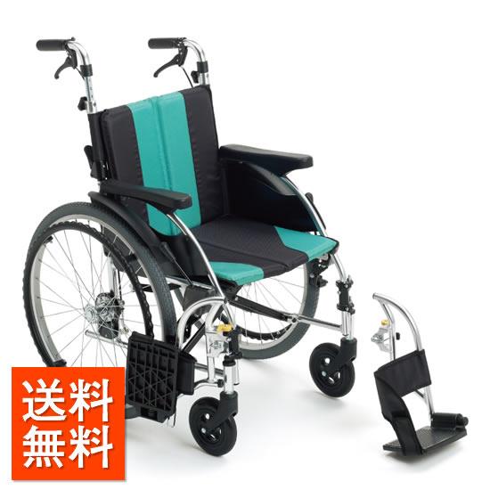 車椅子 送料無料 シンプル モジュール ハンドル高さ調整 自走介助兼用 自走用 MIKI ミキ アップライトシリーズ UR-3 車イス 車いす エアタイヤ スイングアウト 機能充実 腰痛 折りたたみ ブレーキ おしゃれ カラフル 女性 男性 受注生産
