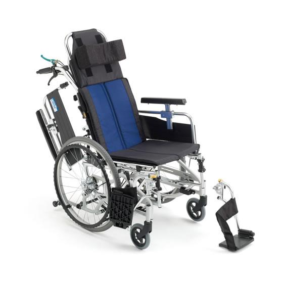 送料無料 車椅子 ティルト リクライニング コンパクト 機能充実 多機能 負担軽減 足踏みブレーキ 使いやすい シンプル 人気 定番 MIKI ミキ BALシリーズ BAL-11 自走用 自走介助兼用 車いす 車イス 折り畳み おすすめ