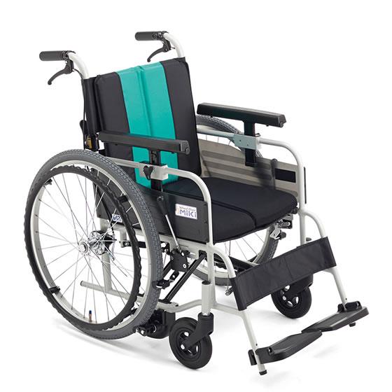 送料無料 車椅子 自動ブレーキ ノンバックブレーキシステム MIKI ミキ とまっティシリーズ MBY-41B ロータイプ 低床 低座面 足こぎ ブレーキかけ忘れ 自走用 自走介助兼用 車いす 車イス 折り畳み 施設