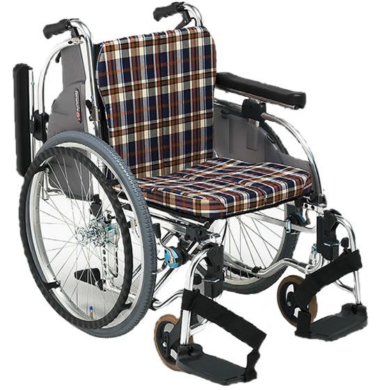 車椅子 セミモジュール モジュール クッション付 選べる座幅 シート張り調整 折り畳み 折りたたみ 介助用ブレーキ スイングアウト 肘跳ね上げ 松永製作所 ARシリーズ AR-901 自走用 自走介助兼用 車いす 車イス プレゼント 母の日