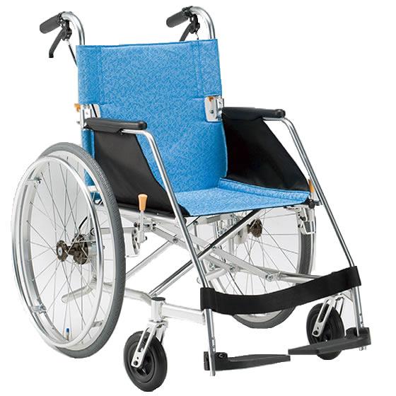 車椅子 超軽量 軽量 軽い スタンダード ピンク かわいい 女性 女の子 折り畳み 折りたたみ 介助用ブレーキ 松永製作所 エアライトシリーズ USL-1B 自走用 自走介助兼用 車いす 車イス くるまいす 持ち運び プレゼント 母の日