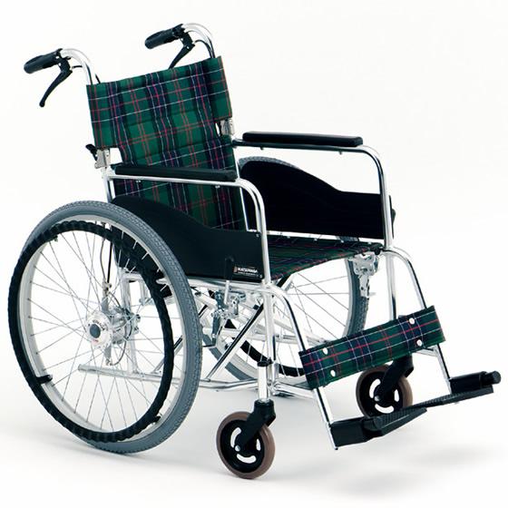 車椅子 スタンダード エアハブ 快適 空気入れ不要 ブレーキ 折りたたみ 松永製作所 エアハブシリーズ AR-201BAH 自走用 自走介助兼用 便利 使いやすい プレゼント 母の日