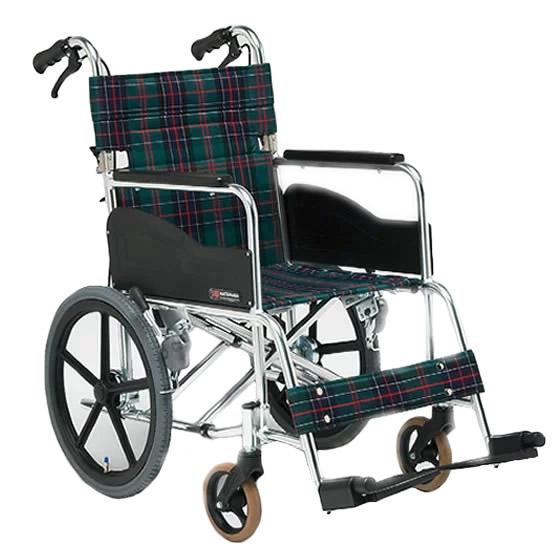 車椅子 介助式 アルミ製 スタンダード 松永製作所 ARシリーズ AR-301 折りたたみ シート幅 安い 車イス 車いす 車椅子 母の日 プレゼント ギフト