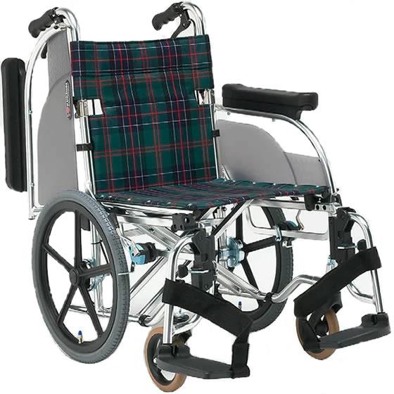 車椅子 スイングアウト 肘跳ね上げ 松永製作所 多機能車椅子 ARシリーズ AR-601 介助用 ブレーキ付 折りたたみ 立体 スタンダード 使いやすい 施設 病院 自宅 プレゼント 母の日