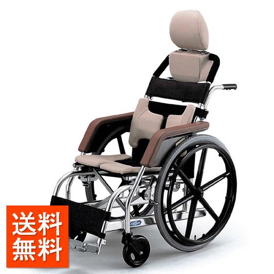 最高レベルの安全性 快適性 車載用 車椅子 ウィルテクト WILTECT 折り畳み エアタイヤ 自走用 送料無料 日進医療器 nissin 22インチ 車イス 車いす くるまいす 折りたたみ 乗車