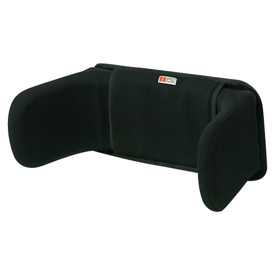 背中をサポート 体のねじれ倒れを防止 車椅子用 クッション FC-フィット 背 アイソネックス 通気性 むれにくい 幅調整 高さ調整 送料無料 圧力軽減 安定 姿勢 防水 快適 清潔 福祉 介護 車椅子 車いす 車イス くるまいす 父の日 プレゼント ギフト