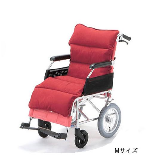 車椅子用クッション[日進医療器]ロングクッションMサイズ/送料無料