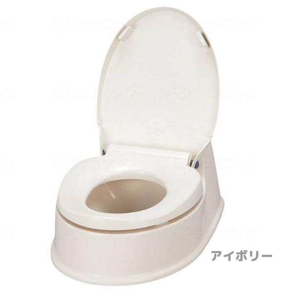 送料無料 アロン化成 腰掛便座 サニタリーエースHG 両用式 簡易 設置型 洋式トイレ 変換便座 排泄用品 福祉用品 介護 自宅 トイレ