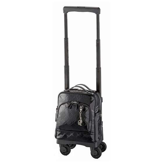 スワニー キャリーバッグ D-294 エマイロ3 TS15 | キャリー ショッピングカート 横押し サイドカー ウォーキングバッグ おしゃれ 4輪 ポイント10倍 送料無料