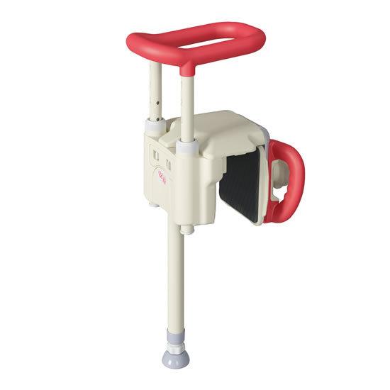 浴槽用手すり アロン化成 安寿 ユニットバス対応浴槽手すり UST-130UB 浴用 グリップ 入浴用品 介護 転倒防止