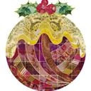 Went Worth ジグソーパズル London Pudding UK 225ピース 28.5cm x 25cm 木製ピース【送料無料】イギリス プレゼント went653701 プレゼント ギフト 新生活 新居 引越し祝い 新築 子供