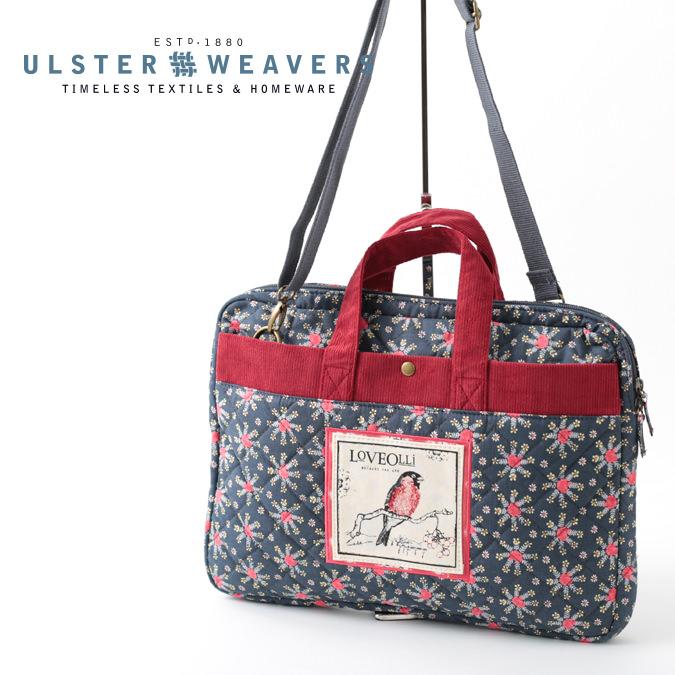 アルスター ウィーバース ラップトップバッグ ジーク シック 英国王室御用達 メーカー Ulster Weavers かわいい おしゃれ プレゼント ギフト 新生活 新居 引越し祝い 新築 子供