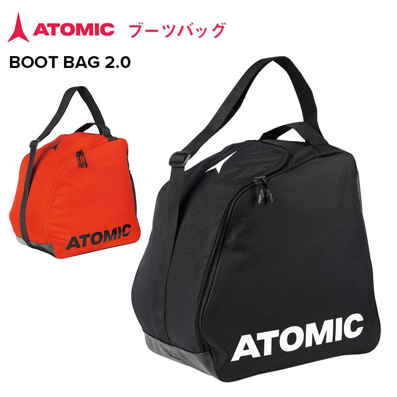 アトミック ブーツバッグ 20-21 新作多数 ATOMIC BOOT BAG AL5044530 スキー バッグ 永遠の定番モデル AL5044520 ブーツケース 2.0