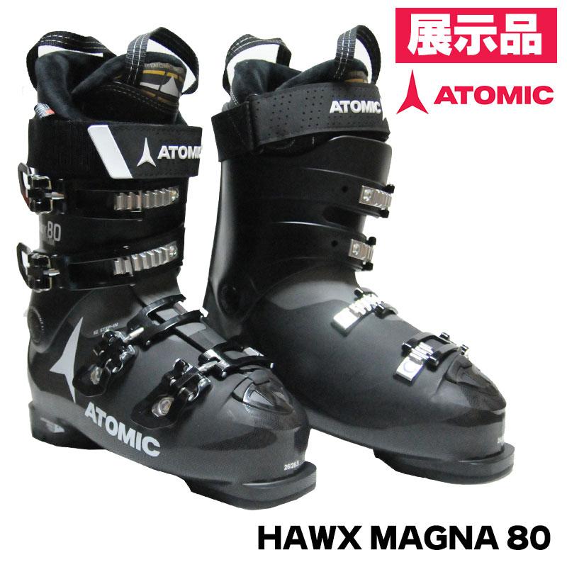 2019 ATOMIC スキーブーツ 展示品 アトミック HAWX MAGNA 80 26/26.5cm AE5018560 B12