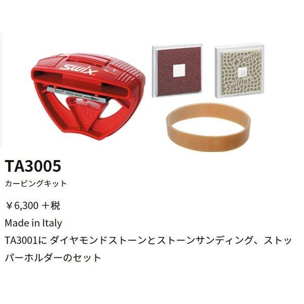 SWIX (スウィックス) カービングキット TA3005