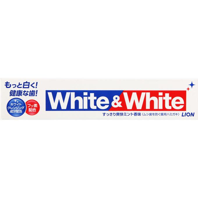 ホワイトクレンジング成分配合 バーゲンセール 訳あり フッ素配合 ホワイト 150g ライオン ウェルパーク