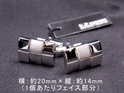 RENOMA (renome) 起袖扣、 領帶夾設置真正 RC3031 RT2031