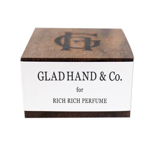 グラッドハンド glad 訳あり品送料無料 hand - セール品 香水 ソリッドパヒューム 練香水 perfume