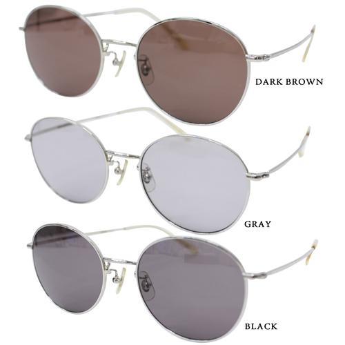 GLAD HAND 石井浩二 JAMES_GLASS SPM 眼鏡 サングラス メタルフレーム