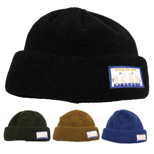 ウィアード キャップ 40%オフ 卓越 weirdo ニットキャップ 帽子 お得クーポン発行中 20AWG04 LIFE BOA OF SPICE 20-AW-G04 CAP