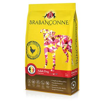 ブラバンソンヌ - 大型犬の成犬用 チキン グレインフリー