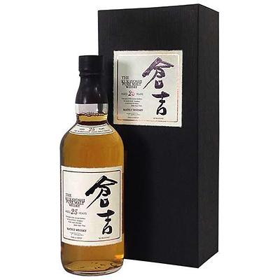 【ギフト】【松井酒造】マツイ ピュアモルトウィスキー 長期熟成「倉吉 25年」700ml