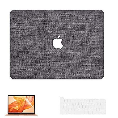 Belk MacBook Pro 16 ケース 2019-2020 [JIS キーボードカバー+液晶保護 フィルム+マックブック プロ 16インチ ハードケース](グレー) 09 New MacBook Pro 16 インチ(A2141)- グレー