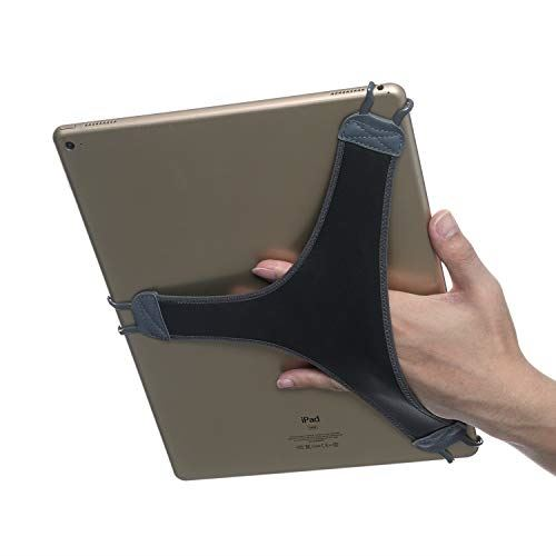 TFY 数量限定 ハンドストラップホルダー フィンガーグリップ ソフトポリウレタン TFY-6BELTHOOK12_PU 倉 Pro iPad 12.9インチなどに対応