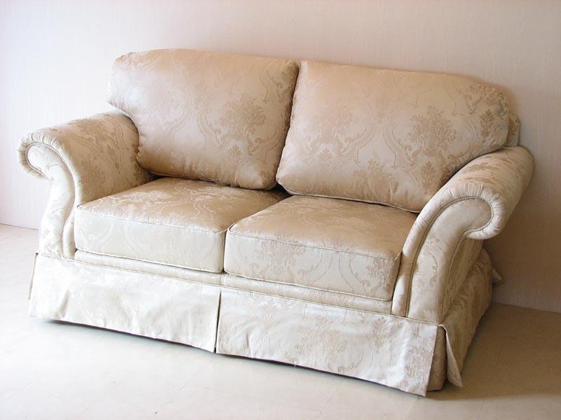 Import Furniture □ Princess Furniture □ Sofa □ Figaro □ 2P □ Gold Flower  Basket Pattern