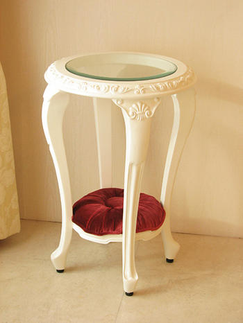 Westhouse Rakuten Global Market Imported Furniture Order - Rococo side table