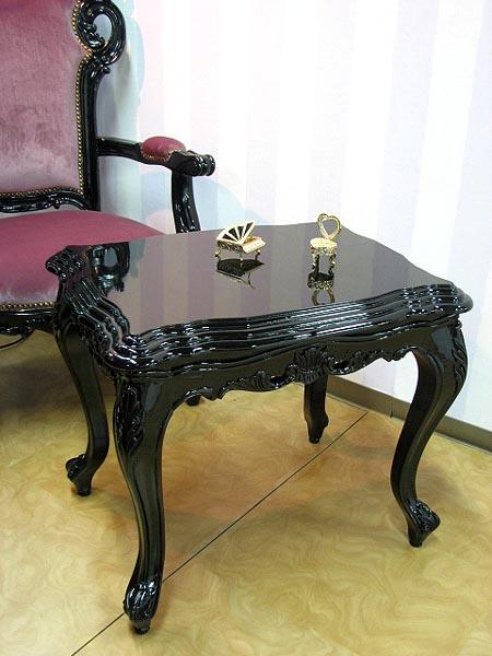 輸入家具■プリンセス家具■魔女サマンサ■ロココ調■サイドテーブル