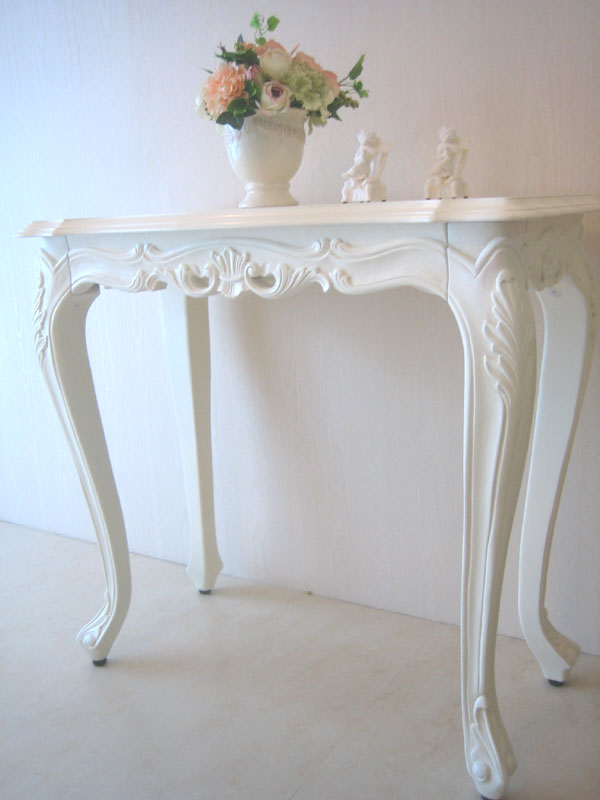 Imported Furniture □ Order Furniture □ White Furniture □ Princess Furniture  □ Beverly □ Console Table
