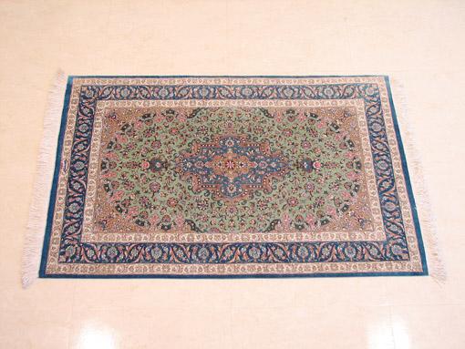 輸入家具 プリンセス達のペルシャ絨毯19