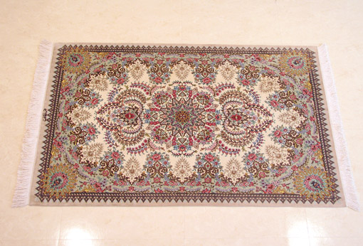輸入家具 プリンセス達のペルシャ絨毯21